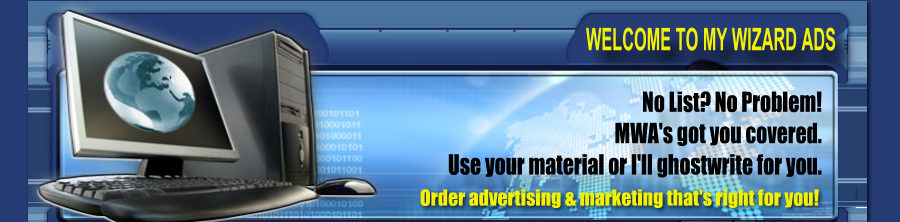 solo ads, solo ad advertising, ezine ads, ezine ad advertising, ghostwriter, internet marketing, affiliate marketing advertising resource
